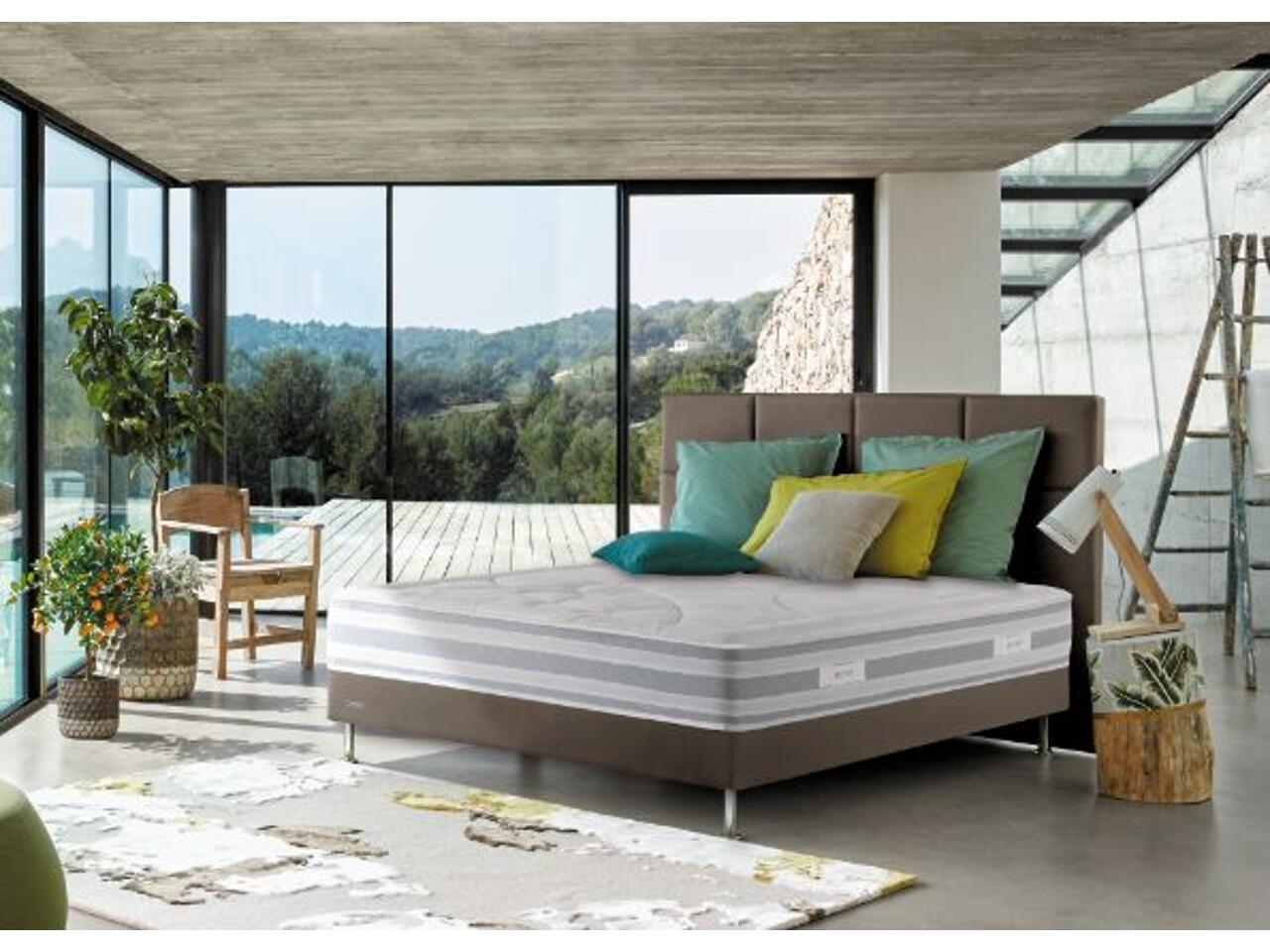 matelas 100 bultex 33 kg m3 mousse m moire de forme pithiviers. Black Bedroom Furniture Sets. Home Design Ideas
